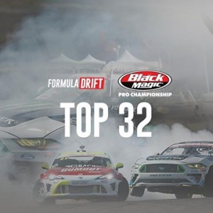 Weather Update: Dry Conditions & Ready to for Smoke! Watch FD 2019 #FDATL | @BlackMagicShine TOP 32 Competition LIVE at 1:15PM PST | 4:15PM EST: (Link in Bio) #FormulaDRIFT #FormulaD