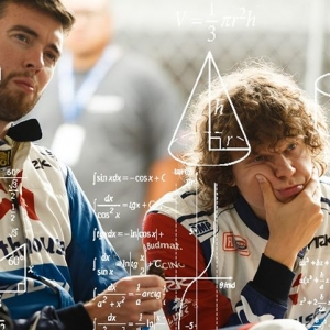What's going through the minds of @FalkenTire teammates @JamesDeane130 & @PiotrWiecek? FD 2019 | Make plans to be at @advanceautoparts RD4: The Gauntlet by @blackmagicshine in Wall, NJ. June 7-8. Tickets: (link in bio) #FormulaD #FormulaDRIFT #FDNJ