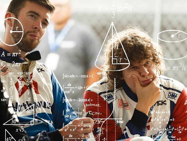 What's going through the minds of @FalkenTire teammates @JamesDeane130 & @PiotrWiecek?  FD 2019 | Make plans to be at @advanceautoparts RD4: The Gauntlet by @blackmagicshine in Wall, NJ. June 7-8. Tickets: (link in bio)