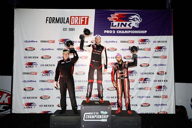 Your FD 2019 | @link_ecu Podium! 1) @joshrobinson530 2) @kenricm3yer 3) @denton_motorsport  @oreillyautoparts RD3: Road to the Championship presented by @Permatexusa