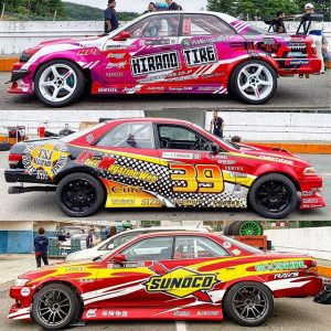 2019 @formuladjapan liveries: JZX edition. #fdjapan #formuladrift #formulad #drifting #driftcarliveries #fdliveries