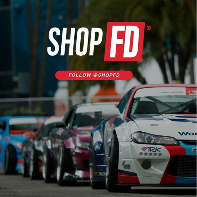 Drift on to @shopfd and show us some love! #FormulaD #FormulaDRIFT