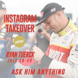Get a feel for #FDSEA with @RyanTuerck | @NittoTire as your guide! FD 2019 | @BlackMagicShine Ask him anything about @PermatexUSA RD5: Throwdown presented by @autozone in Monroe, WA. July 19-20! Tickets: (link in bio) #FormulaDRIFT #FormulaD