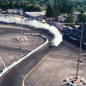 Pacific North West are you ready?! FD 2019 | @blackmagicshine @permatexusa RD5: Throwdown presented by @autozone in Monroe, WA. July 19-20. Tickets: (Link in Bio). #FormulaDRIFT #FormulaD #FDSEA