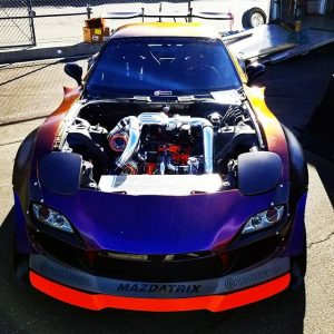 Seven's day. Seven, Seven 20nineteen. #sevensday #kylemohanracing #RX7 #drift #formulad #turbo #boost #Mazda #drifting.