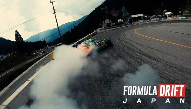 @kanta_xox's 96-point run from today's @formuladjapan qualifying session! We go live with Top 32 competition at formulad.com/live tomorrow at 9am JST. #fdjapan #formuladriftjapan #drifting #formuladrift #formulad