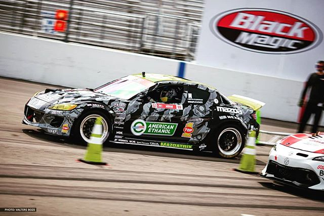 Come say hello out @formulad today!   Its hot out and at 10,000rpm our motor is running strong. @top1oilusa for keeping our oil up to the challenge.  @americanethanol @growthenergy @exedyusa @mazdatrixofficial @precisionturbo @mishimoto @wppro.taiwan @xxrwheel @meganracing @swiftsprings @haltechecu @getnrg @wraplegends @radiumengineering @drinkdoc @officialdnagarage @thunderboltfuel @_wisefab_ @sikkymanufacturing @ptpturboblankets @nferaclub @edelbrockusa @ef1motorsports @winmaxusa @hillcofastenerwarehouse  @tunedbynelson_s @zerekfabrication @officialngksparkplugs @nexentireusa @drinkdoc @pickpros