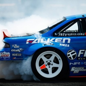 Tell me what you're gonna do now @OdiDrift | @FalkenTire FD 2019 | @BlackMagicShine Keep rolling, rolling, rolling, rolling to @PepBoysAuto RD6: Crossroads presented by @OfficialRainX in St. Louis, MO. August 9-10 Tickets: (link in bio) #FormulaDRIFT #FormulaD #FDSTL