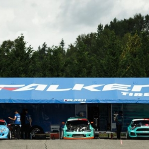 Three Amigos @FalkenTire @DaiYoshihara | @OdiDrift | @JustinPawlak13 FD 2019 | @BlackMagicShine See them in action at @PepBoysAuto RD6: Crossroads presented by @OfficialRainX in St. Louis, MO. August 9-10. Tickets: (link in bio) #FormulaDRIFT #FormulaD #FDSTL
