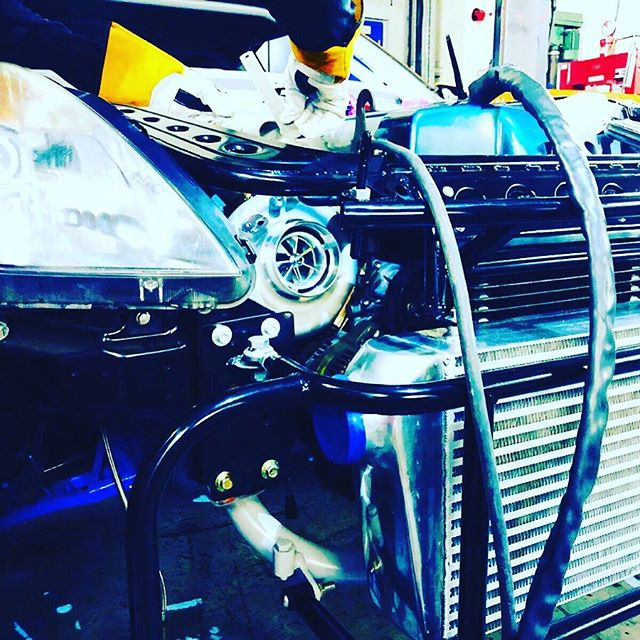 While I have been busy quietly working saving the £ Andy at @apwengineering has been working away on the check out these sneaky pics!!   @sr_autobodies @goodridgeltd  @aet_turbos  @aetmotorsport  @turbosmarthq @obpmotorsport @xtremeclutch @paint_tec_refinishing @sparco_official  @gsmperformance  @_wisefab_  @yellowspeedracing  @epracing_ltd  @apwengineering @pipercrossairfilters @sfs_performance_hoses @ebcbrakesofficial  @fiveoracing  @fiveomotorsport