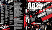 RB25DET SWAP DVD