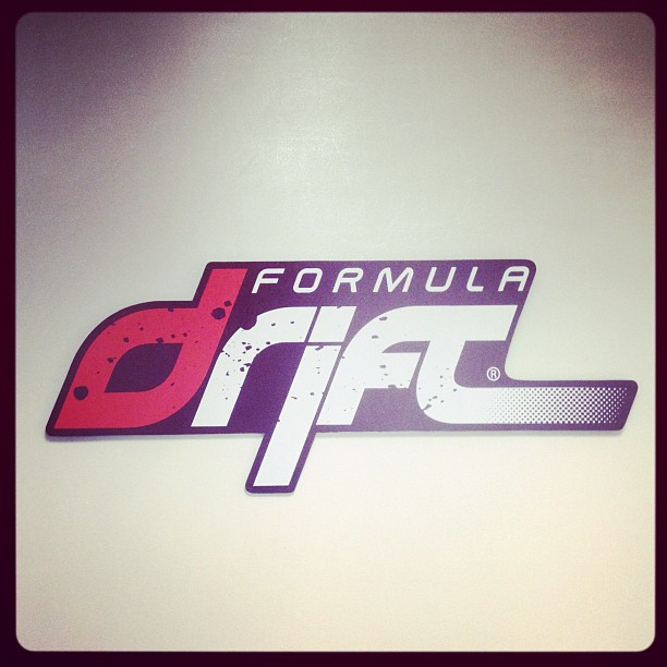 The first OFFICIAL instagram post of Formula Drift.
