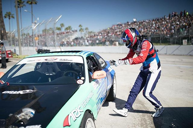 What could @FalkenTire Teammates Piotr Wiecek & @odidrift be talking about? Caption It!