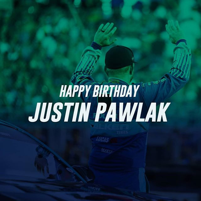 Lucky No. 13. Happy Birthday to @justinpawlak13 | @falkentire  Cheer him on at @autozone RD7: SHOWDOWN presented by @OfficialRainX in Fort Worth, TX on Sept. 14-15. Tickets: (link in bio)