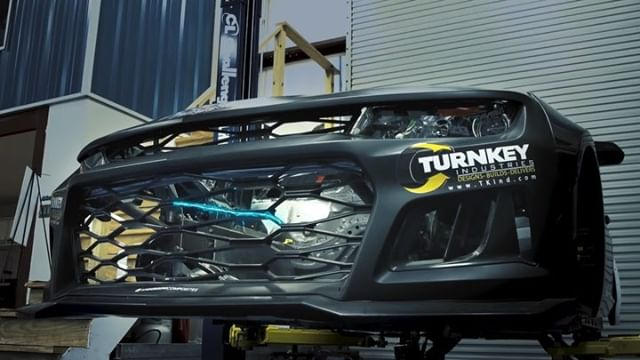 @napoleon_motorsports drops another teaser of their first of its kind vehicle in Formula Drift. Their revolutionary 2019 Chevrolet Camaro EL1 is set to debut in April at FD 2019 | @blackmagicshine .  Catch it first at @oreillyautoparts RD1: Streets of Long Beach presented by @permatexusa.  Apr 5-6 in Long Beach, CA. Tickets: (link in bio)