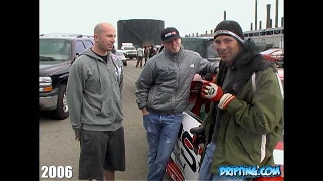 2006 with Alex Pfeiffer @battleversion Tyler Mcquarrie Stephan Papadakis @stephpapadakis and @TylerMcQuarrie  #2006Digging up more old videos to post, some were never released :)