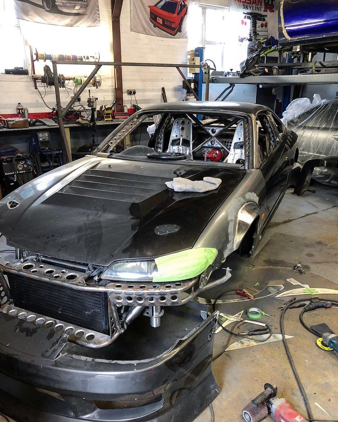 😍 ▪️ ▪️ ▪️ ▪️ ▪️ ▪️ ▪️ ▪️ ▪️ ▪️ sr, Nissan, s15, silvia, silvias15, s15silvia, sr20det, welding, 240sx, speedhunters, sbody, schassis, stance, stancenation, fitteduk, fabrication, slammed, fabwork, 200sx, s13, s14, s14a, SR20, silvianation, sxoc, paintwork, drift, drifting, driftcar, showcar
