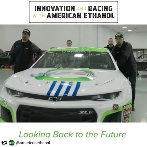 What do engine builders in Nascar think about ETHANOL? The same things I do.  Watch, listen and learn. 🌎🌍🌎 @americanethanol ・・・ Dr. Andrew Randolph, ECR Engines' Technical Director, compares the technological advancements in the industry to engine performance in #NASCAR.    Follow @americanethanol & @growthenergy  @thunderboltracingfuel
