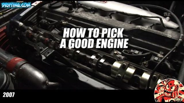 How To Pick a Good Engine ? What to look for after removing the valve cover, RB25DET 240SX Swap with Ali from @katethejeep ,Gary from Syko Performance, Marco from SR20 Store and Jaime / 2007 Video by @driftingcom