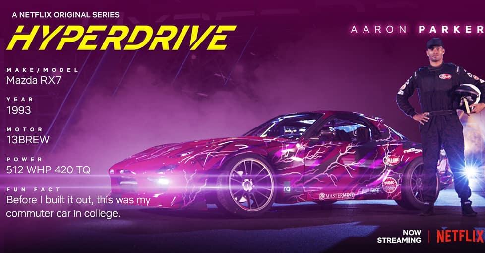 2, hyperdrive, netflix, hyperdrivenetflix, cars, drifting, TV