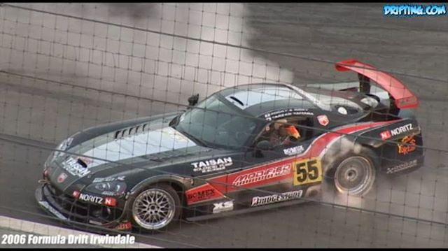 2006 Formula Drift Irwindale - Unedited Random Clips