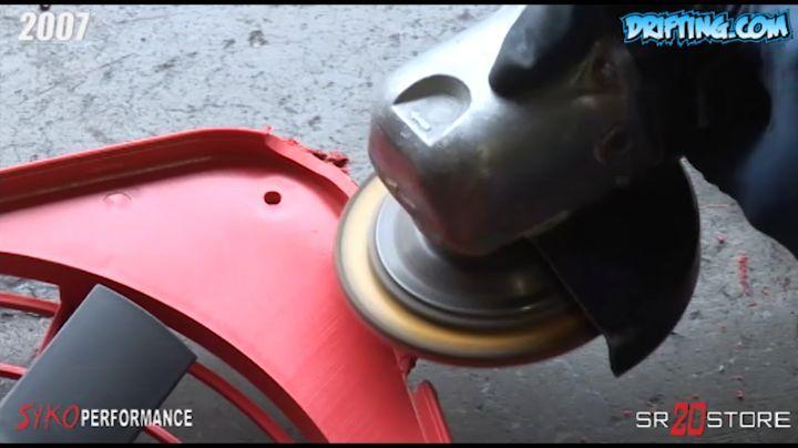 RB25DET 240SX Swap (S13) Making the Radiator Fans Fit -Swap Kit by@sykoperformanceBuild by@katethejeepFilmed at the  SR20 Store  #rb25det #rb25 #s13 #s14 #240sx #180sx #drifting #drift #fuelpump #formulad #formuladrift