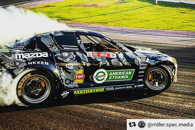 visit www.kylemohanracing.com RX8 Irwindale  @miller.spec.media with @repostsaveapp ・・・ @kylemohanracing 3 rotor rx8 on the outer bank at Irwindale. • • Driver: @kylemohanracing • •  @americanethanol @top1oilusa @growthenergy @exedyusa @mazdatrixofficial @precisionturbo @mishimoto @wppro.taiwan @xxrwheel @meganracing @swiftsprings  @haltechecu @getnrg @wraplegends @radiumengineering @drinkdoc @officialdnagarage  @thunderboltfuel @_wisefab_  @sikkymanufacturing @ptpturboblankets @nferaclub @edelbrockusa @ef1motorsports @winmaxusa @hillcofastenerwarehouse @billetinc @tunedbynelson_s @zerekfabrication @officialngksparkplugs @nexentireusa @brave_energydrink @pickpros @lrb_speed
