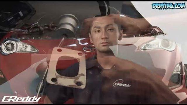 FRS Greddy Turbo Install by Ken Gushi @kengushi (IG Edit) 2013 @driftingcom Video Filmed at @greddyperformance - Music by @patrickpatrikios
