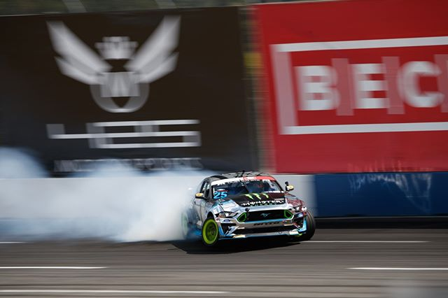 Hi-Ho Silver, Away! @VaughnGittinJr | @NittoTire  Watch Highlights from our 2019 Season on our YouTube channel (link in bio)  FD 2019 | @BlackMagicShine