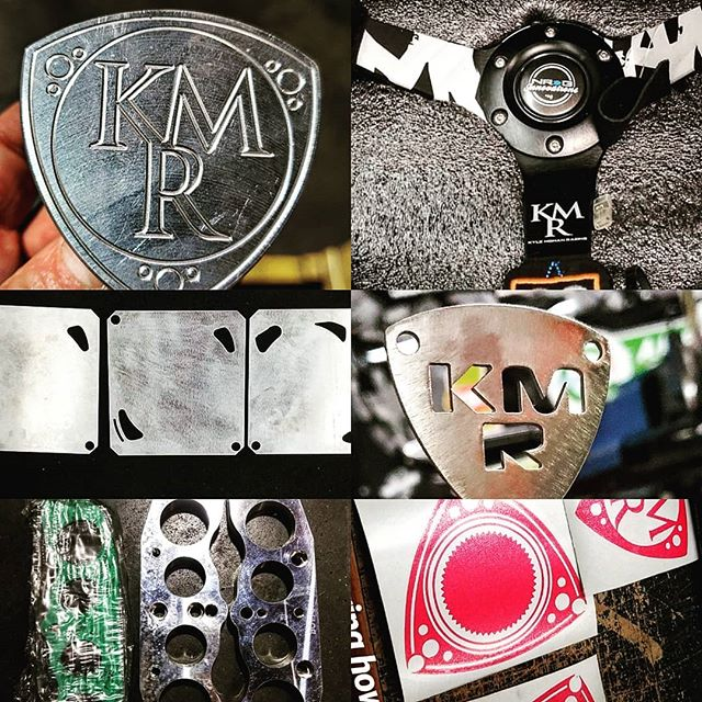 KMR Products check out what we have been working on. All IN STOCK.  Parts, steering wheels, decals templates, adapters, swag, shirts keychains.  KMR Ebay and KMR website both great opportunities for some great deals.  www.kylemohanracing.com