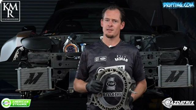 Rotary Engines , What Causes Low Compression? @kylemohanracing Video by @driftingcom
