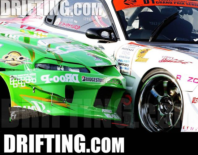 D1 Grand Prix USA @ Irwindale Speedway , Imamura VS Kazama