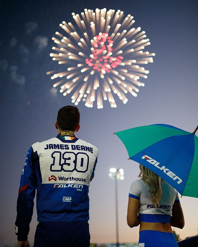 Happy New Year!  What are your resolutions for 2020?  @FalkenTire | @jamesdeane130  Watch Highlights on our YouTube channel (link in bio)