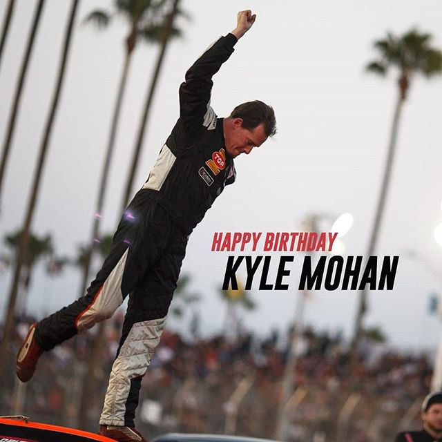 I would like to thank everyone for the birthday wishes yesterday.  @formulad repost.