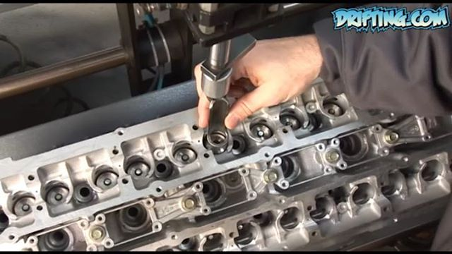 RB25DET Head Rebuild (Continued) 2008 Video by @DRIFTINGCOM Hosted by Ali from @katethejeep