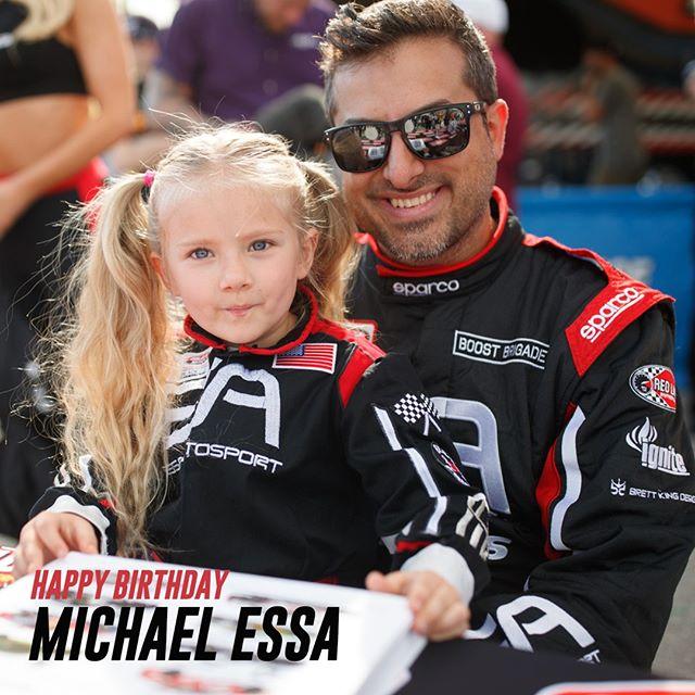 Wishing @MichaelEssa a Happy Birthday!