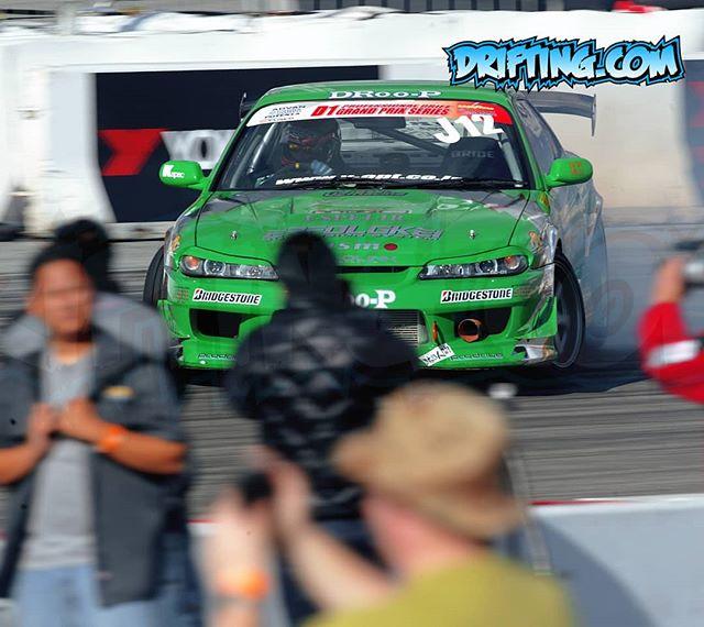 2004 February 28 D1 Grand Prix Irwindale - Yasuyuki Kazama - Photo by Alex