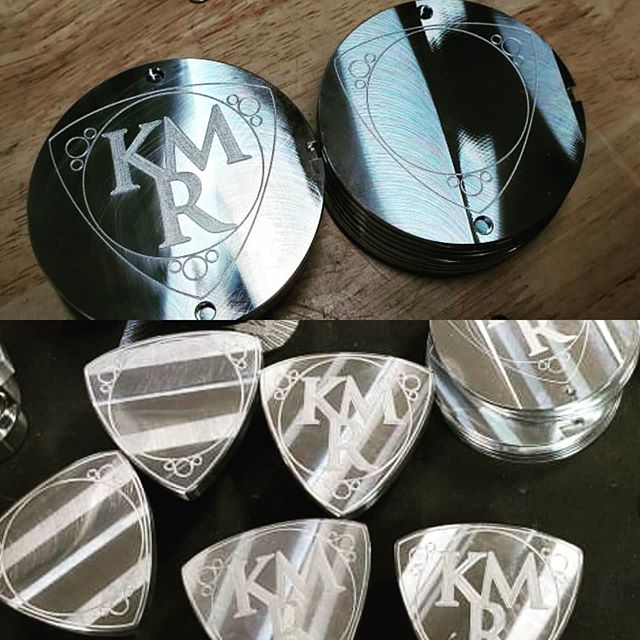 KMR oil caps and CAS caps are back.  2 versions! Version 1. Rotor with OG KMR logo  Version 2. Just a rotor, no logo.  2020 just the beginning.  www.kylemohanracing.com