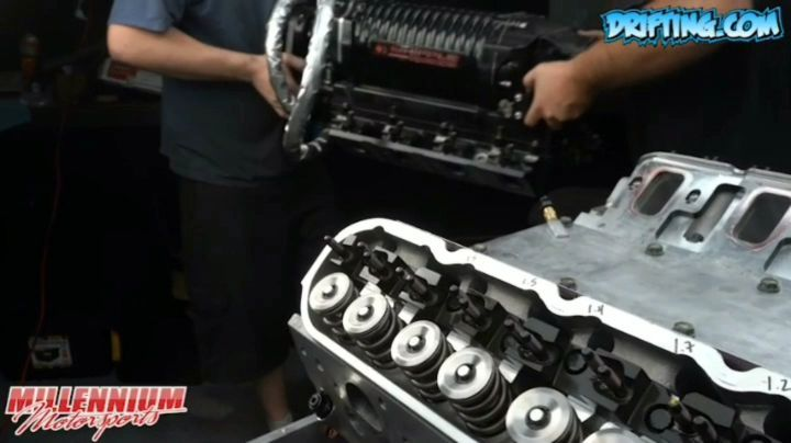 Supercharged Engines for Drifting by @millennium_motorsports