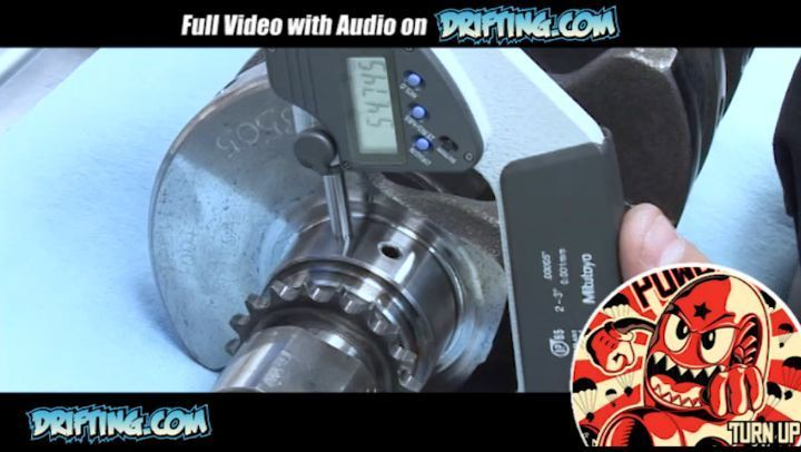 SR20DET Engine Rebuild with Drift Speed - 2008DRIFTING.COMVideo Music by Francis Preve