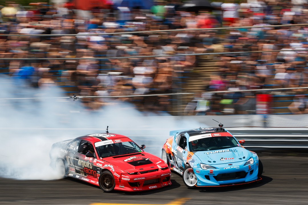 Alright, alright, All Right Hand Drive @DaiYoshihara | @FalkenTire vs. @K_Lawrence352 | @AchillesTire