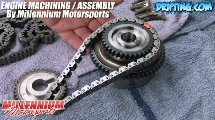 Engine Machining and Builds by @millennium_motorsports