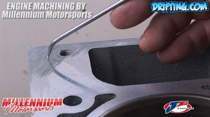 Engine Machining by @millennium_motorsports