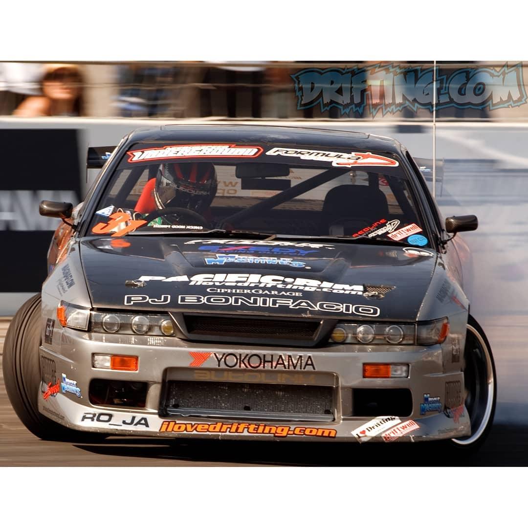 Dai Yoshihara - 2004 Formula Drift Photo by Alex