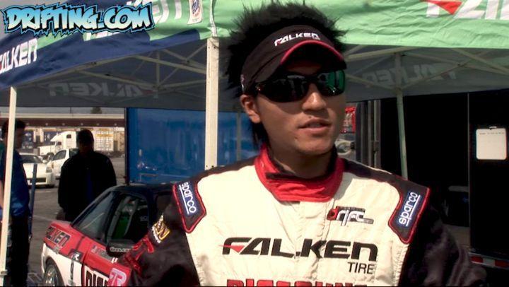 Dai Yoshihara - 2009 Formula Drift Irwindale Test Day @daiyoshihara
