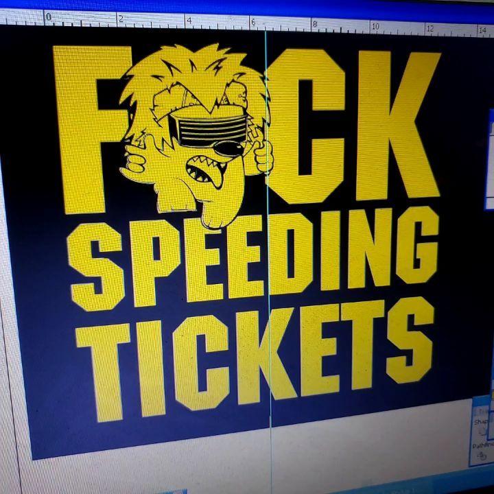 F Speeding Tickets Version