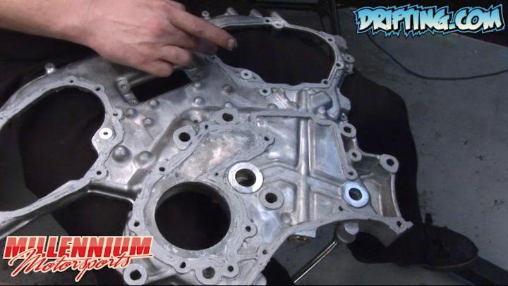 Metal to Metal Surfaces on this Engine Rebuild @millennium_motorsports