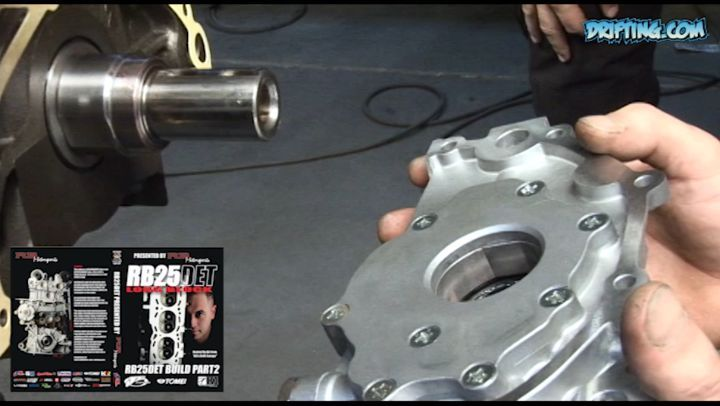 RB25DET Engine Rebuild Video by@DRIFTINGCOMHosted by Ali from @katethejeep  rb25det