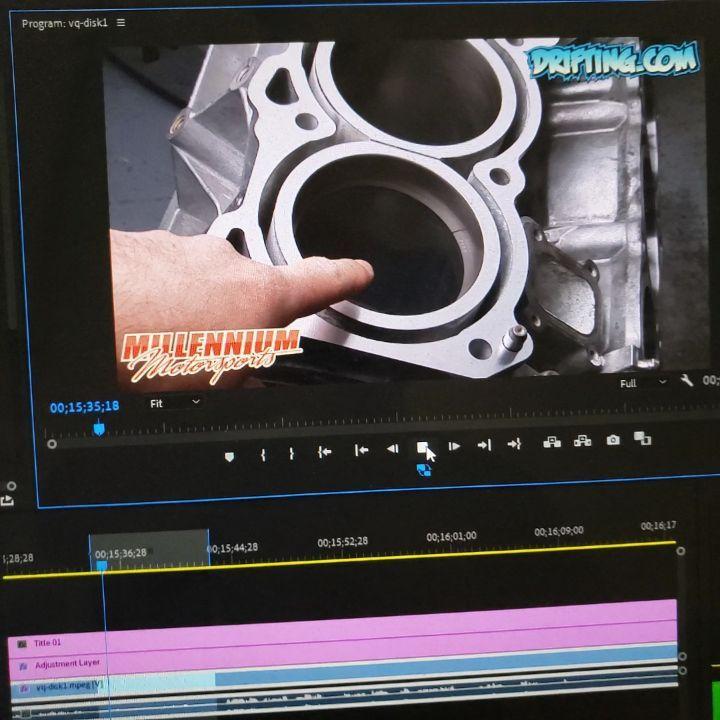VQ35 Editing Review @millennium_motorsports