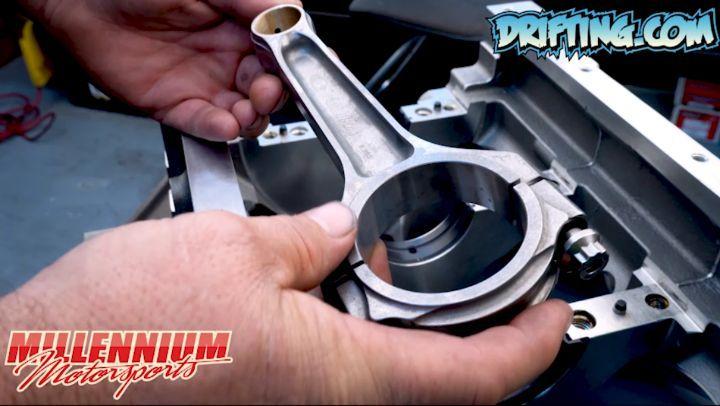 Callies Ultra Billet Connecting Rod @millennium_motorsports